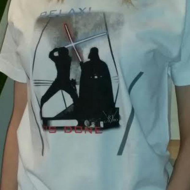 "ArT-Shirt""Star Wars Fashion"""